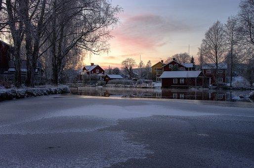 Flyttstädning i Falun
