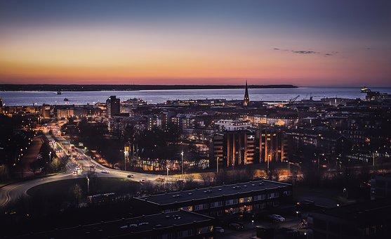 Flyttstädning i Helsingborg