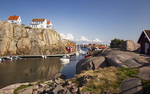 Sverige Västkusten