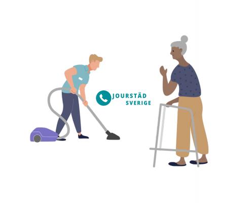 städning för äldre
